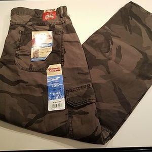 Boys Wrangler cargo pants